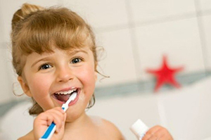 Teaching Children About Dental Health
