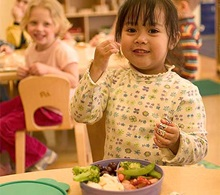 Teaching Your Child Healthy Eating Habits