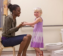 Toilet Training in Child Care