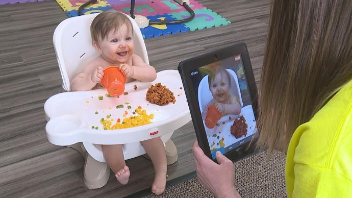 Child Care App Provides Real-Time Updates to Parents