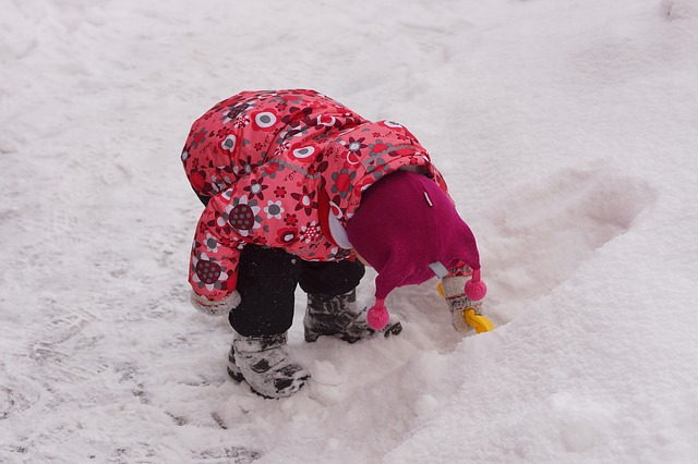 Outdoor Play for Children During the Winter